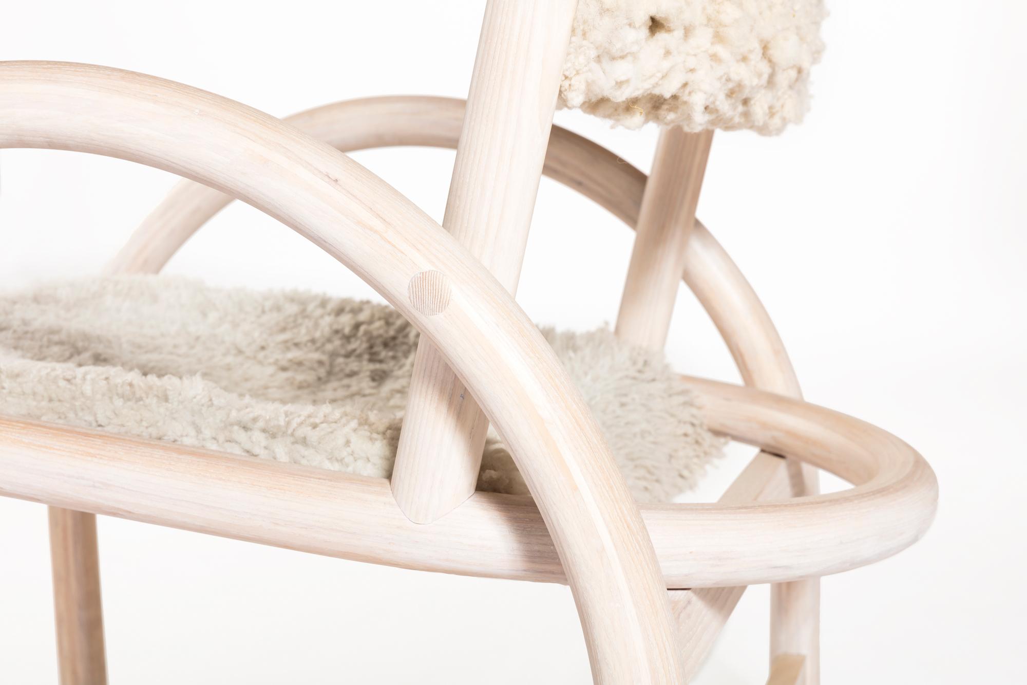 Shepherd's Chair side detail