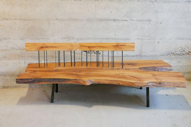Arbutus Bench